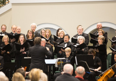 Christmas with the Athens Master Chorale