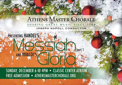 Handel's Messiah with Vivaldi and Fraser